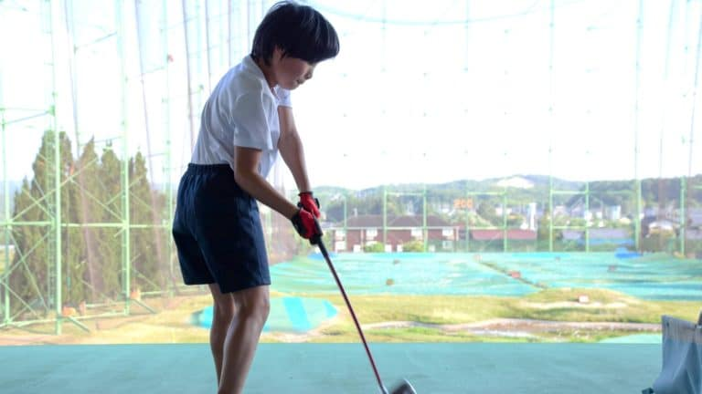 正しいフォームは基本。最短でプロゴルファーになるために必要なこと