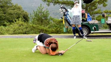 ゴルフの競技人口が減少したという風説が嘘である根拠について