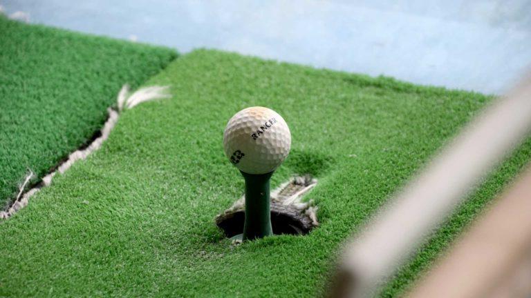 ティーアップの高さで変わる!ゴルフ上達に必須な基本的知識を紹介